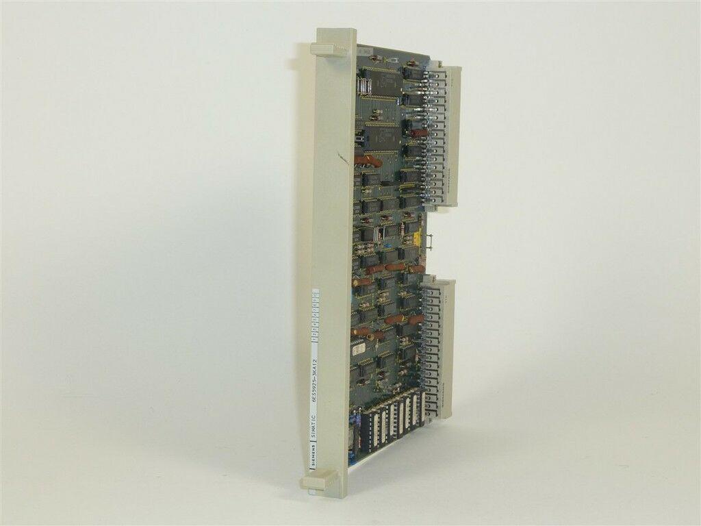 Siemens SIMATIC 6es5925-3ka12 6es5 925-3ka12