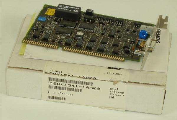 Siemens Simatic CP5411,6GK1541-1AA00,C79458-L7000-B71