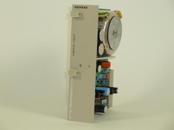 Siemens Netzgerät 6AB6125-4AA01,6AB6 125-4AA01