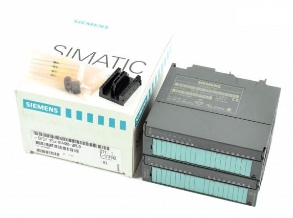 Siemens Simatic S7 PID Controller C,6ES7 355-0VH00-0AE0,6ES7355-0VH00-0AE0