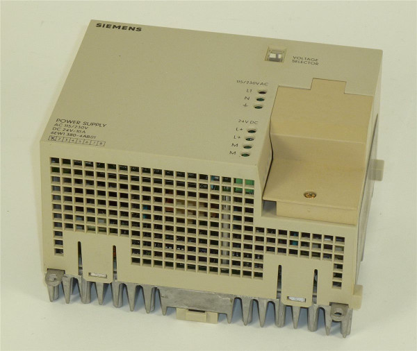 Siemens Simatic Power Supply,6EW1380-4AB01,6EW1 380-4AB01
