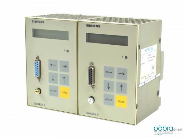 2 x Siemens Siwarex P 100-U-Busausgang,7MH4205-1AC01,7MH4 205-1AC01
