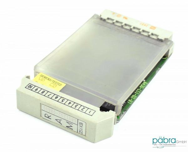 Siemens Simatic S5 RAM 256KB,6AV1202-0BA00,6AV1 202-0BA00