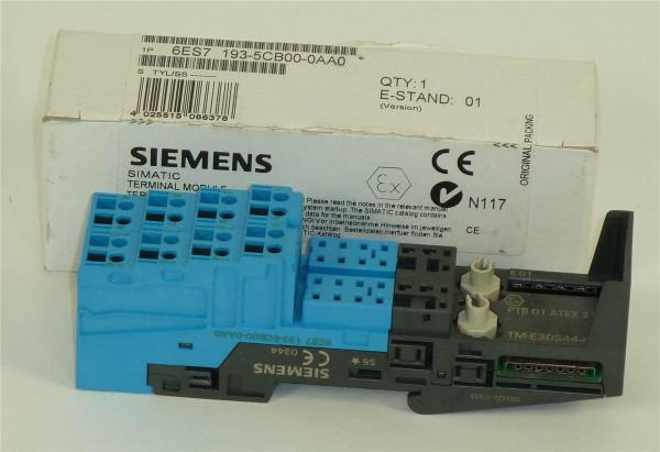 Siemens Simatic S7 Terminal Module,6ES7 193-5CB00-0AA0,6ES7193-5CB00-0AA0