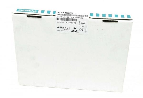 Siemens Simatic Moby Grundmodul ASM 400,6GT2002-0AA00,6GT2 002-0AA00