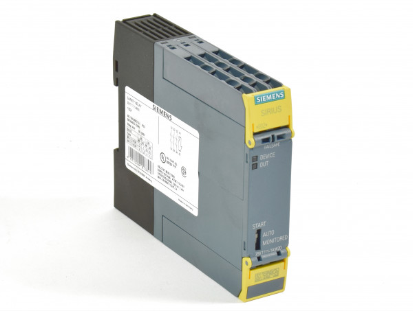 Siemens Sirius Safety Relay,3SK1111-1AW20,3SK1 111-1AW20