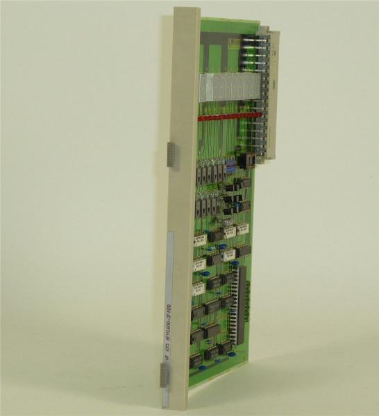 Siemens Simatic S5 Anzeigeeinheit WF695,6FM1680-2FA00,6FM1 680-2FA00