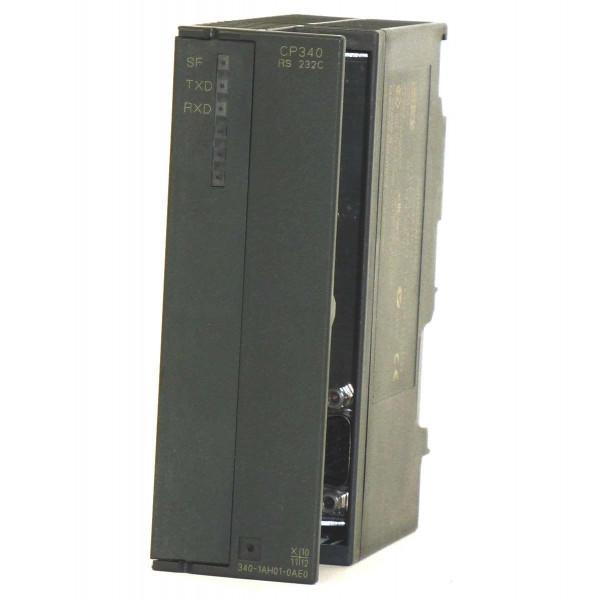 Siemens Simatic S7 CP340,6ES7 340-1AH01-0AE0,6ES7340-1AH01-0AE0,E:07-09