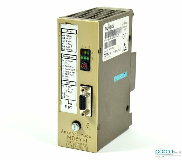 Siemens Moby-I Anschaltmodul ASM 410,6GT2002-0BA00,6GT2 002-0BA00