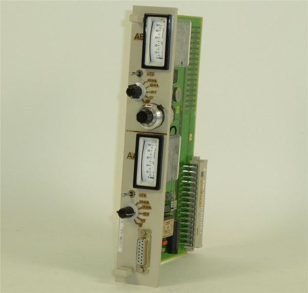 Siemens Simatic S5 Simulatormodul für Analog SIAN,6ES5 788-7LB11,6ES5788-7LB11
