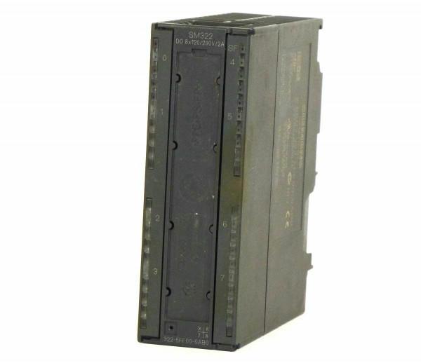 Siemens Simatic S7 Digital OUT,6ES7 322-5FF00-0AB0,6ES7322-5FF00-0AB0,E:05