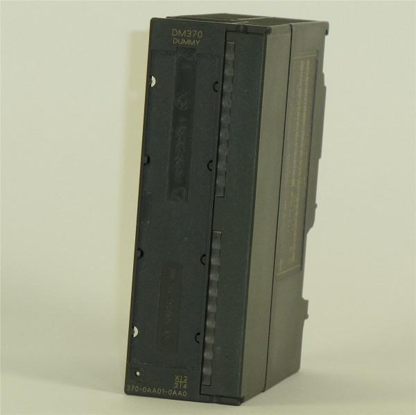 Siemens Simatic S7 Platzhaltemodul,6ES7 370-0AA01-0AA0,6ES7370-0AA01-0AA0