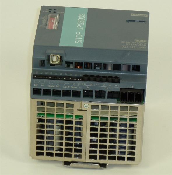 Siemens Sitop UPS500S,6EP1 933-2EC41,6EP1933-2EC41