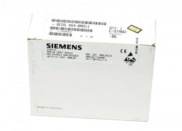 Siemens Simatic S5 Analog IN,6ES5 464-8MD11,6ES5464-8MD11