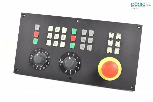 Siemens Sinumerik 802D Maschinensteuertafel,6FC5 603-0AD00-0AA2,FS:B