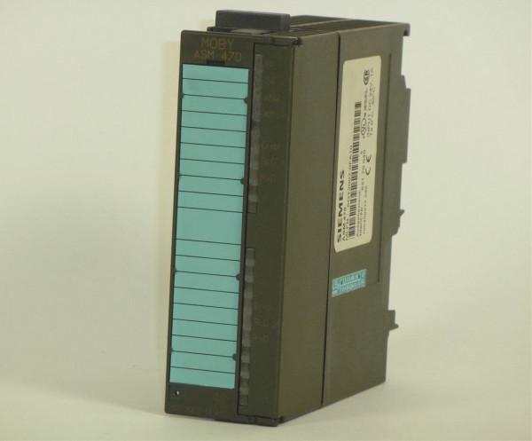 Siemens Moby ASM 470,6GT2002-0FA10,6GT2 002-0FA10,E:05/06