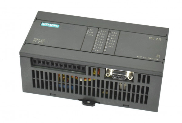Siemens Simatic S7 CPU 212,6ES7 212-1BA01-0XB0,6ES7212-1BA01-0XB0