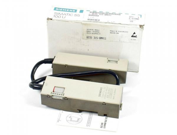 Siemens Simatic S5 IM,6ES5315-8MA11,6ES5 315-8MA11
