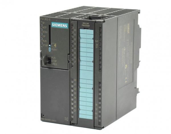Siemens Simatic S7 FM352,6ES7 352-5AH00-0AE0,6ES7352-5AH00-0AE0