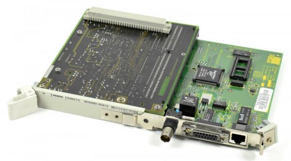 Siemens Simatic S5 CP581,6ES5 581-0RA12,6ES5581-0RA12 inkl. EtherLink III,3C509B