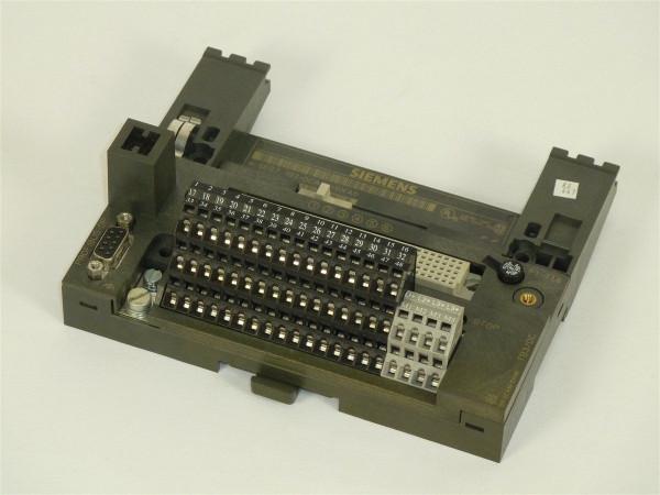Siemens Simatic S7 Terminalblock,6ES7 193-0CA30-0XA0