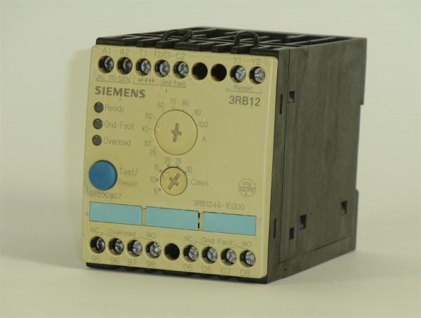 Siemens Überlastrelais,3RB1246-1EG00,3RB1 246-1EG00