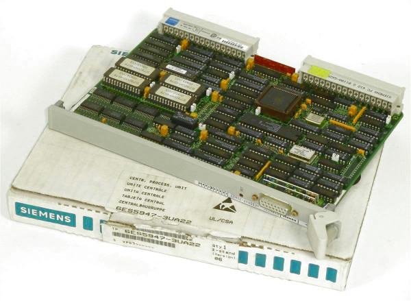 Siemens Simatic S5 CPU 947,6ES5 947-3UA22,6ES5947-3UA22,E:06