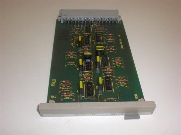 Siemens Simatic C1, 6EC1220-0A,6EC1 220-0A