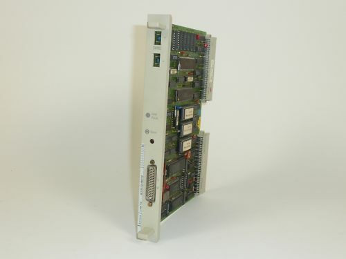 Siemens Simatic S5 Anschaltung,6ES5 512-5BC12,6ES5512-5BC12,E:08-10