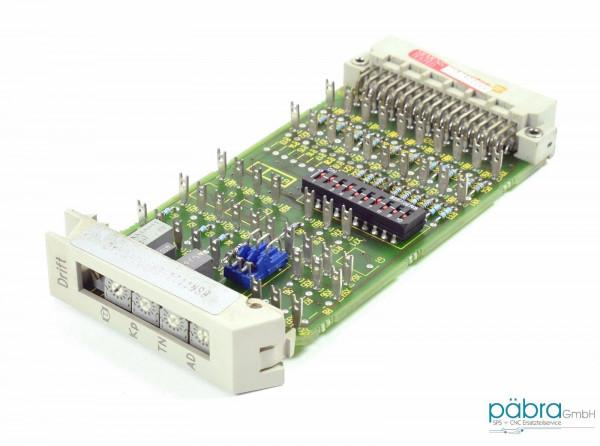 Siemens Simodrive Drift Module,6SN1114-0AA01-0AA0,6SN1 114-0AA01-0AA0