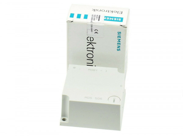 Siemens MOBY I Mob. Datenspeicher MDS506,6GT2000-0DC00-0AA0,6GT2 000-0DC00-0AA0