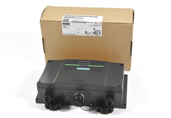 Siemens Simatic S7 Connection Box,6AV6671-5AE11-0AX0,6AV6 671-5AE11-0AX0,FS:03
