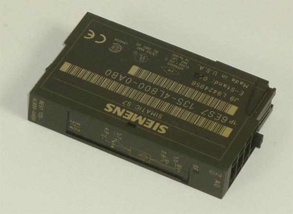 Siemens Simatic S7 ET200 Analog OUT,6ES7 135-4LB00-0AB0,6ES7135-4LB00-0AB0