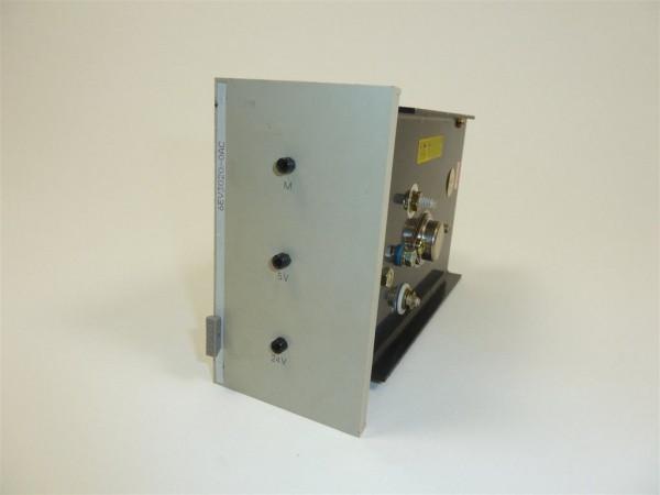 Siemens SV Leistungs Zusatz,6EV3111-0CC,6EV 3111-0CC