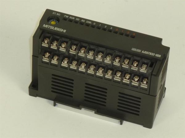 Mitsubishi Melsec I/O Link Remote Unit,AJ55TB32-8DR