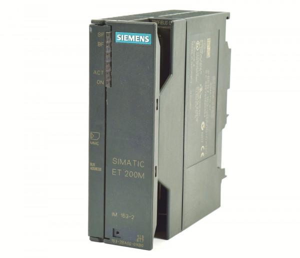 Siemens Simatic S7 IM153-2,6ES7 153-2BA00-0XB0,6ES7153-2BA00-0XB0,E:04