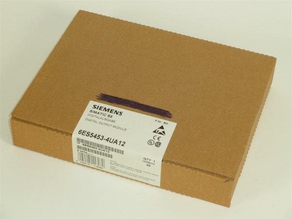 Siemens Simatic S5 Digital OUT,6ES5 453-4UA12,6ES5453-4UA12