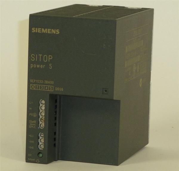 Siemens Simatic S7 Sitop Power 5,6EP1 333-2BA00,6EP1333-2BA00