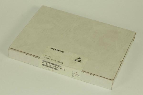 Siemens Teleperm M, 6DS1312-8BB,6DS1 312-8BB,E:04