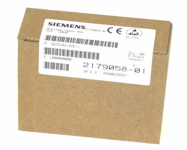 Siemens Simatic S5 Analog IN,6ES5 464-8ME11,6ES5464-8ME11
