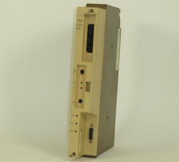 Siemens Simatic S5 CPU942F,6ES5 942-7UF12,6ES5942-7UF12