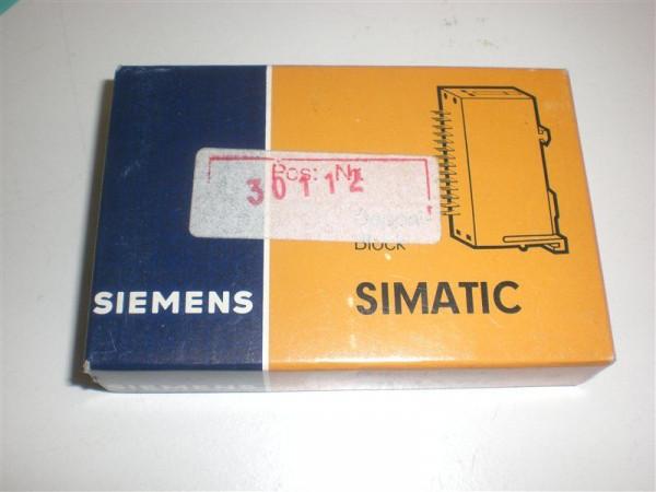Siemens Simatic C1 Doppel-Block module,6EC1 660-3A