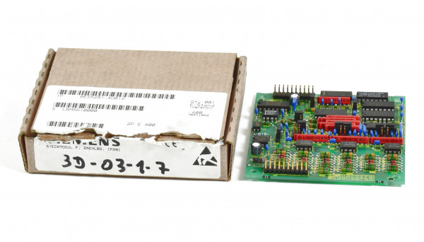 Siemens Simatic S5 Steckmodul für IP281,6ES5281-4UB12,6ES5 281-4UB12
