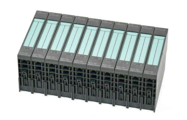 10 x Siemens Simatic S7 ET200S Dig.OUT,6ES7 132-4BB31-0AA0,6ES7132-4BB31-0AA0