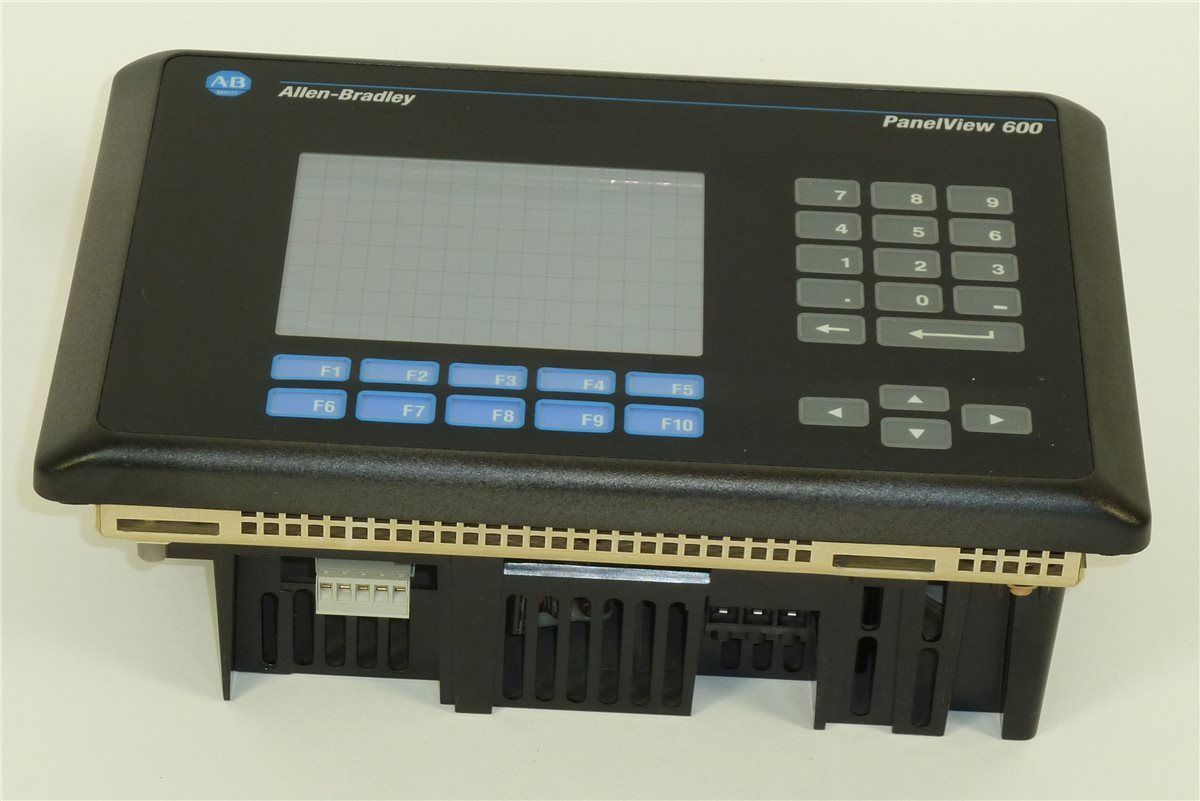 Allen-Bradley Touch Panel PanelView 600,2711-B6C10