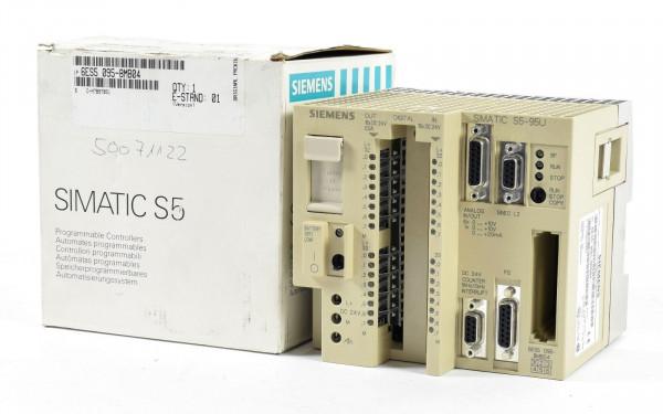 Siemens Simatic S5 095U,6ES5 095-8MB04,6ES5095-8MB04