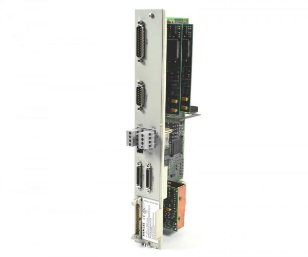 Siemens Simodrive Regler Einschub,6SN1118-0DG22-0AA1,6SN1 118-0DG22-0AA1