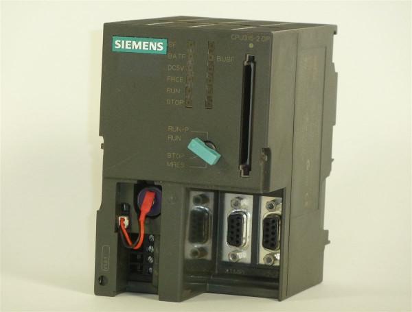 Siemens Simatic S7 CPU 315-2DP,6ES7 315-2AF83-0AB0,6ES7315-2AF83-0AB0,E:02