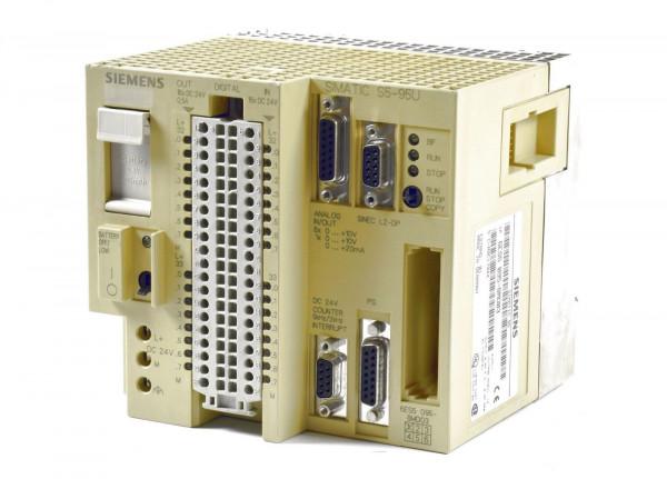 Siemens Simatic S5 095U,6ES5 095-8MD03,6ES5095-8MD03