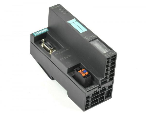 Siemens Simatic S7 ET200S IM151-1,6ES7 151-1AA04-0AB0,6ES7151-1AA04-0AB0